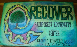 Recover - Rainforest Ecoversity Center. Photo by Campbell Plowden/Center for Amazon Community Ecology