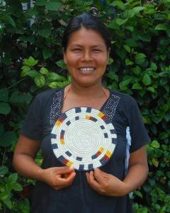 Casilda Vasquez with TP028